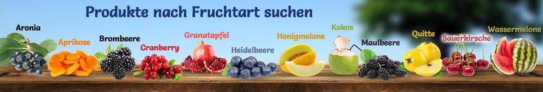 Fruchtsuche