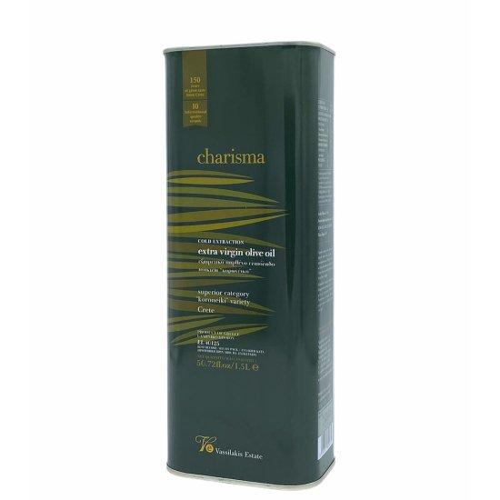 1,5 L Premium Olivenöl Extra Nativ von Charisma