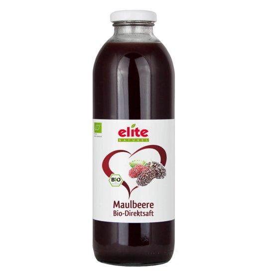 Bio Maulbeere Direktsaft von Elite Naturel