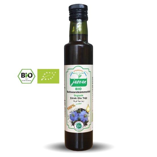 Bio Schwarzkümmelöl von Jascan