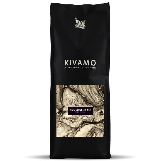 1 kg House Blend N*3 Espressomischung von Kivamo